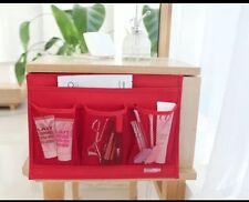 Desk/ Bed Pocket organizer Hanging Holder Table Book Storage Bag For Student KP