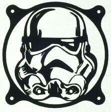 Star Wars Trooper style Fan Grill Cover 92 120 140 180 200mm Custom Mod PC case