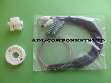 RENAULT CLIO Mk II 2 4/5 Porta Finestra Regolatore Kit Anteriore Sinistro