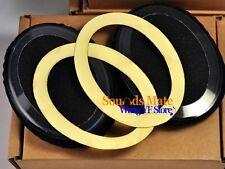 DIY Sliver Velvet Cushion Ear Pads For HD545 HD565 HD580 HD600 HD650 Headphone
