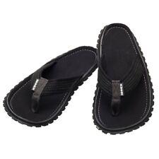 Sinner Beach Slaps III Flips Flops Toe Post Sandals BLACK