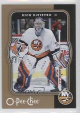 2007-08 O-Pee-Chee #302 Rick DiPietro New York Islanders Hockey Card