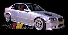 BMW E36 92-99 GTR-S Style Side Skirts Body Kit FRP