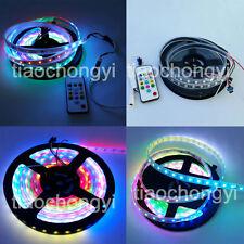 1M 5M WS2811 5050 RGB Dream color 30 60 Leds Digital strip Light Waterproof 12V