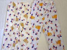 1 to 12 pc lot Unisex Children Pediatric Medical Hospital Pajama Pants Sz S & M