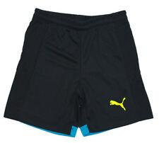 PUMA Kinder Bermuda Sporthose IT evoTRG kids shorts black atomic blue