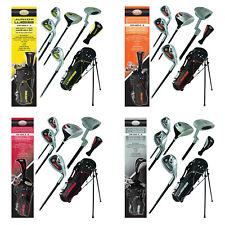 Go Golf Junior Web Package Set Childrens Kids Boys Girls Youth Full 5 Clubs Bag