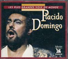 COFFRET 3 CDS COMPIL 46 TITRES--PLACIDO DOMINGO--OPERA ITALIEN