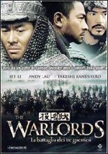 Dvd Video **THE WARLORDS ~ LA BATTAGLIA DEI TRE GUERRIERI** nuovo sigillato 2009