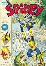 Comics Français  Lug - Semic   SPIDEY  N° 42