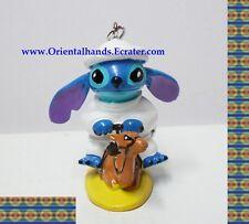 Disney Lilo and Stitch Cosplay Keychain Camel Riding 1027E