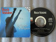 CD-ROCH VOISINE-LA LEGENDE OOCHIGEAS-WAITING-EUROPE TOUR-(CD SINGLE)92-2TRACK