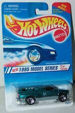 Hot Wheels 1995 New Model Series 7 of 12 Dodge Ram 1500 Truck #348 - 5 Spokes
