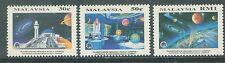 National Planetarium 3v 7.2.1994 mint # L28