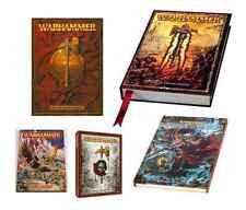 Warhammer Fantasy Battles Rules WHFB, main mini A5 supplements, various editions