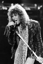 63156 Jon Bon Jovi FRAMED CANVAS PRINT AU