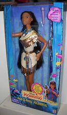 #2925 NIB Vintage Mattel Disney Pocahontas - Bead So Pretty Pocahontas Doll