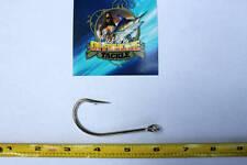 50 Stainless Big Game Tuna 8/0 Hooks Marlin,Shark Ss 9729 Tuna Ballyhoo rigging
