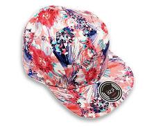 Rara-Exclusivo-itzu Co Splash Estampado 5 Panel Snapback Cap Hat Snap Back