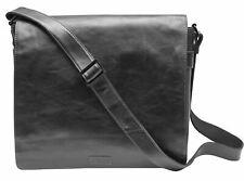 Primehide Mens Leather Messenger Bag Laptop Shoulder Gents Tablet 566