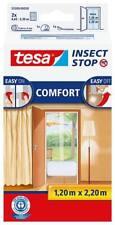 Tesa Insecte Stop Moustiquaire 55910 Comfort pour Portes Protection Insectes