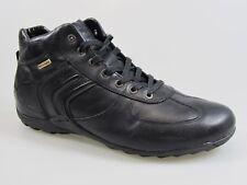 Scarpe GEOX Uomo modello COMPASS colore NERO sneakers geoxTEX scarponcino