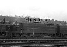 "Pennsylvania Railroad RF16 # 2000  5"" x 7"" Photo"