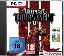 Unreal tournament 3 (pc) - NEUF & immédiatement