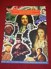 Royal Mail 1998 Sello Coleccionistas catálogo de Navidad (16pp Plegable)