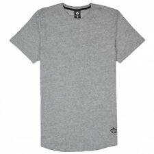 K1x pallacanestro Authentic Long T-Shirt-Grey/GRIGIO