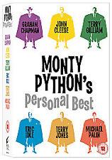 Monty Python's Personal Bests Collection (DVD, 2006, 6-Disc Set, Box Set)
