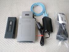 Cisco AIR-AP1121G-E-K9  Access Point  54 Mbps 802.11g/b + AIR-PWRINJ3