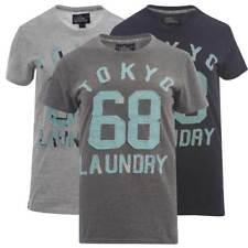 New Womens Tokyo Laundry Destini Two Ladies Short Sleeve T-Shirt Tee Size 8-16