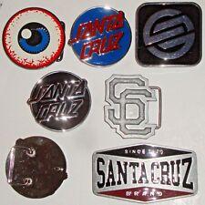 Santa Cruz - Belt Schnalle - Skateboard / Surf / Snowboard