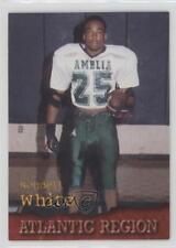1996 Roox Atlantic Region High School Football #14 Rondell White Rookie Card