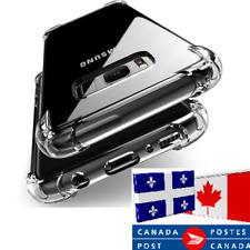 SHOCKPROOF Clear Cover / Étui RÉSISTANT Samsung Galaxy S6 S7 S8 A3 A5 A7 J3 NOTE