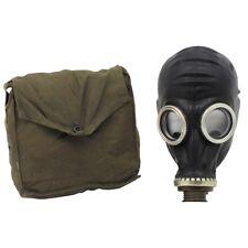 RUS Schutzmaske Gasmaske GP 5 SchM-41M schwarz unbenutzt Latex Größen 0 1 2 3 4