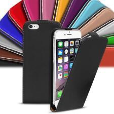 Flip Case für Apple iPhone Hülle Schutzhülle Tasche Klapphülle Slim Cover Handy