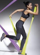 Sport Legging Leggings Lang Radler Pantaloni Jogging Yoga Fitness fortessa