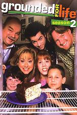 GROUNDED FOR LIFE SEASON 2 (DVD, 2006, 3-Disc Set) NEW