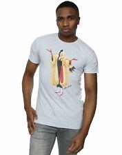 Disney Homme 101 Dalmatians Classic Cruella De Vil T-Shirt