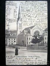 Switzerland~1904 La Chaux-de-Fonds, Temple de l'Abeille