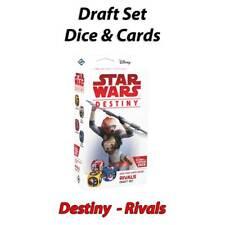 Star Wars Destiny - Rivals Draft Set Cards & Dice - Free Postage
