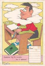 * JACOVITTI - Gastone fra le nuvole ha il testone! 1953