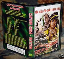 CAPTAIN CHINA - DVD - John Payne, Gail Russell