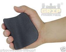 Men's PRO Style Training Workout Grip Gloves Gym Alternative Grip Pad