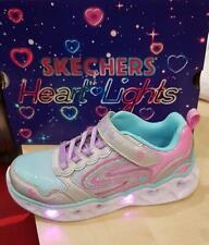 Skechers S Lights Lumi Luxe Girl Kinder Sneaker Schuhe Mädchen LED
