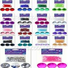 87 Diamond shape Table Confetti Sprinkles Wedding Decoration Gems Diamante 28g