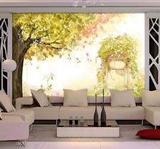3D Greenwood Garden Cartoon 632 Wall Paper Wall Print Decal Wall AJ WALLPAPER CA