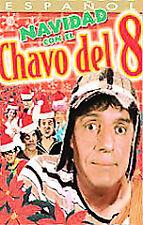 USED DVD Navidad Con el Chavo del 8~,Roberto Gmez Bolaos